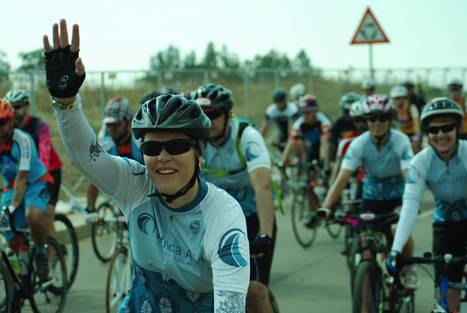 Ride the 947 Cycle Challenge for a 'Kingdom' purpose